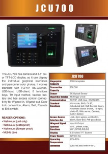 JCU700